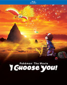 Pokemon the Movie I Choose You! Blu-ray