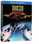 Hunter X Hunter The Last Mission Blu-ray/DVD