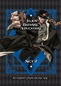 Jojo's Bizarre Adventure Set 2 DVD