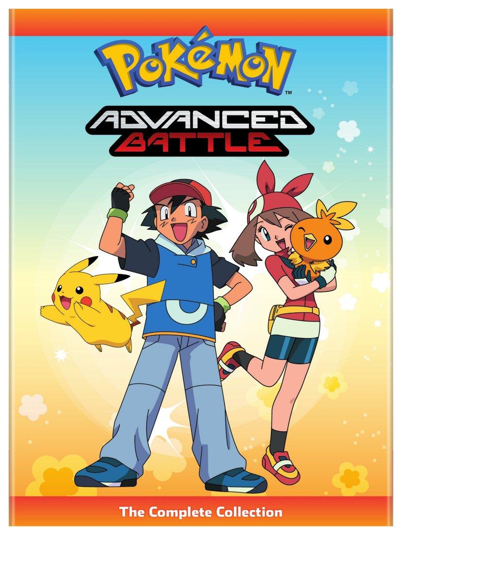 Pokemon Advanced Battle Complete Collection DVD