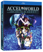 Accel World Infinite Burst Blu-ray