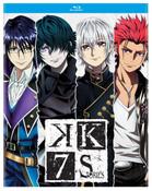 K Seven Stories Blu-ray