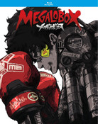 Megalobox Blu-ray