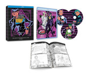 JoJo's Bizarre Adventure Set 4 Limited Edition Blu-ray