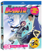Boruto Naruto Next Generations Set 4 Blu-ray