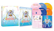 Sailor Moon Sailor StarS Set 1 Limited Edition Blu-ray/DVD + GWP