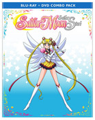 Sailor Moon Sailor StarS Set 1 Blu-ray/DVD