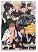 Naruto Shippuden Set 38 DVD Uncut