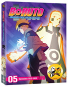 Boruto Naruto Next Generations Set 5 DVD