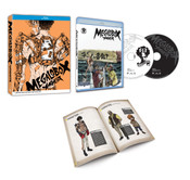 Megalobox Limited Edition Blu-ray Convention Item