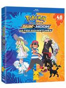 Pokemon Sun & Moon Ultra Adventures Blu-ray