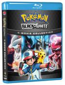 Pokemon Black and White Movie 4-Pack Blu-ray