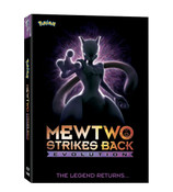 Pokemon the Movie Mewtwo Strikes Back Evolution DVD