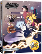 Boruto Naruto Next Generations Set 6 DVD