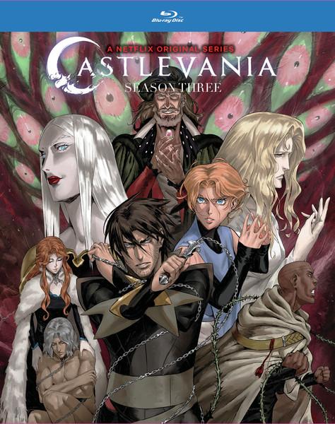Castlevania Season 3 Blu-ray