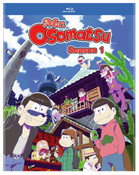 Mr. Osomatsu Season 1 Blu-ray