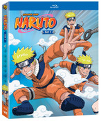 Naruto Set 1 Blu-ray