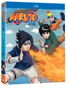 Naruto Set 2 Blu-ray