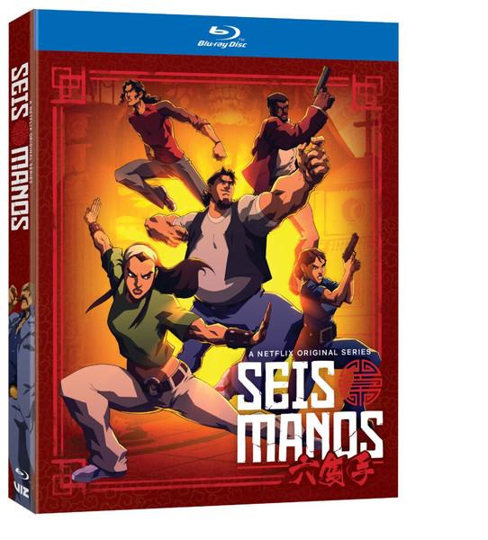 Seis Manos Season 1 Blu-ray