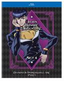 JoJo's Bizarre Adventure Set 4 Blu-ray