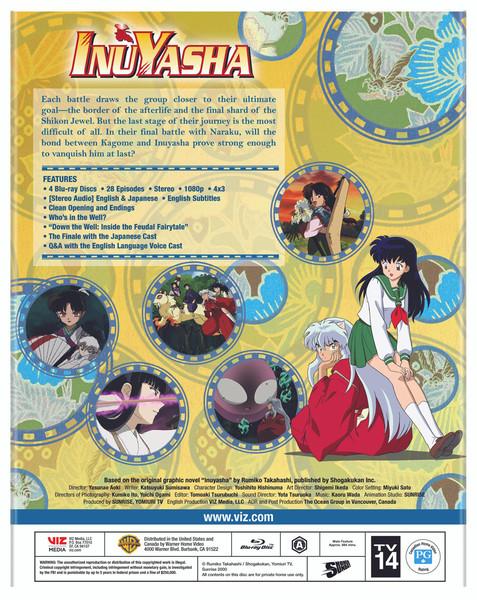 Inu Yasha Set 6 Blu-ray