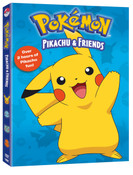 Pokemon Pikachu & Friends DVD