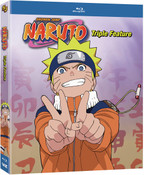 Naruto Triple Feature Blu-Ray