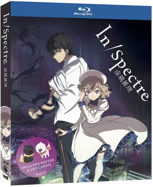 In/Spectre Season 1 Blu-ray