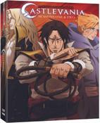 Castlevania Seasons 1 & 2 DVD