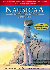 Nausicaa Valley of the Wind DVD 786936175240