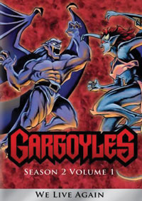 Gargoyles Season 2 Volume 1 DVD 786936296082