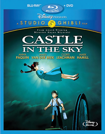 Castle in the Sky Blu-ray/DVD 786936821635