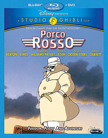 Porco Rosso Blu-ray/DVD 786936840254