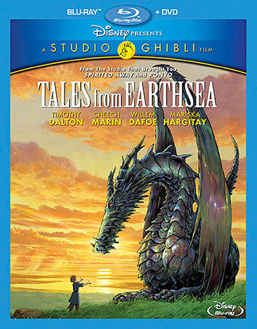 Tales From Earthsea Blu-ray/DVD 786936840285