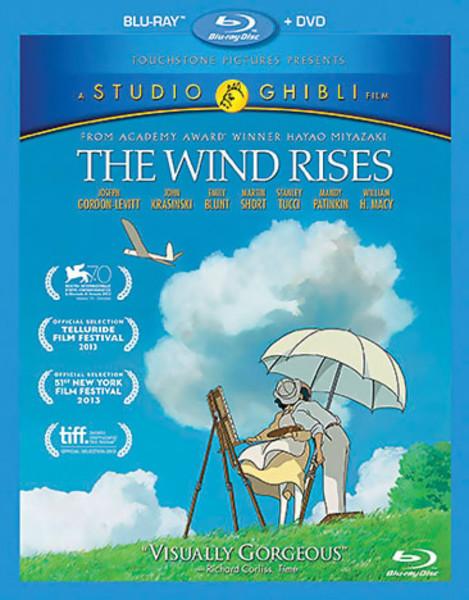 Wind Rises, The DVD/Blu-ray (Hyb)