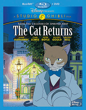 The Cat Returns Blu-ray/DVD 786936846164