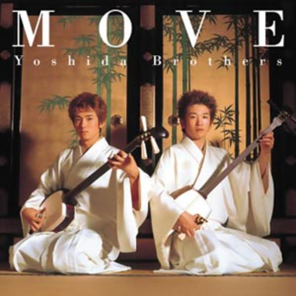 Yoshida Brothers Move CD