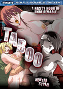 Taboo DVD