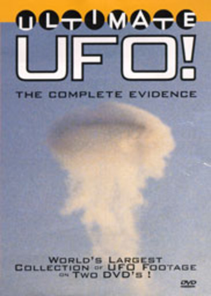 Ultimate UFO! The Complete Evidence DVD
