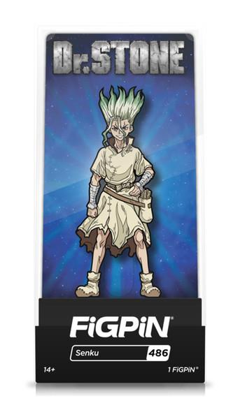 Senku Ishigami Dr. STONE FiGPiN