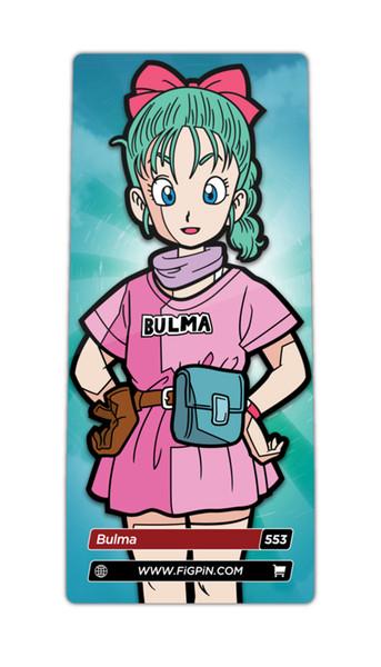 Bulma Dragon Ball FiGPiN