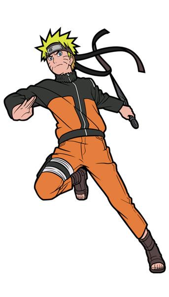 Naruto Uzumaki Naruto Shippuden FiGPiN