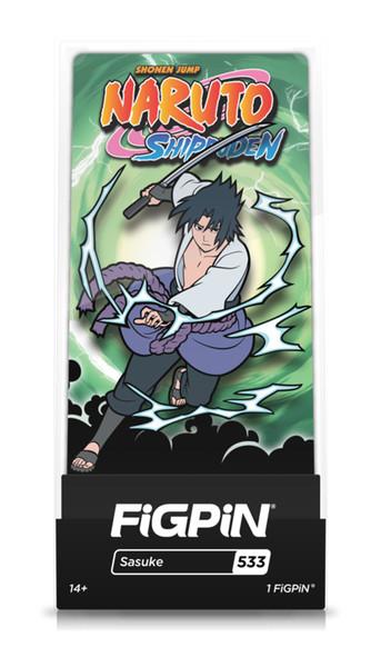 Sasuke Uchiha Naruto Shippuden FiGPiN