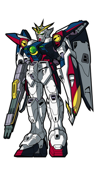 Wing Gundam Zero Mobile Suit Gundam Wing FiGPiN