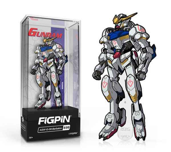 ASW-G-08 Gundam Barbatos Mobile Suit Gundam Iron-Blooded Orphans FiGPiN