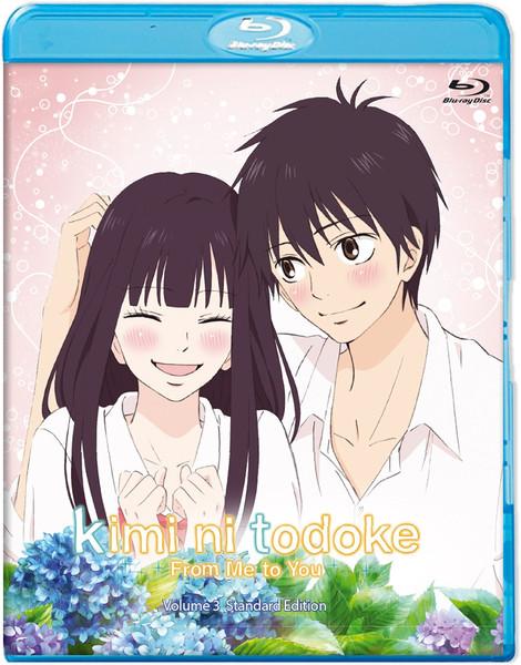 Kimi ni Todoke From Me to You Set 3 Blu-ray