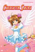 Cardcaptor Sakura Complete Series Standard Edition DVD