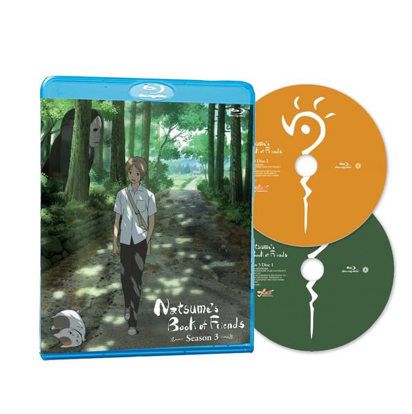 Natsume's Book of Friends Season 3 Blu-ray