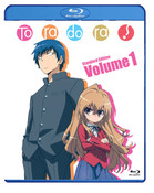 Toradora! Set 1 Blu-ray
