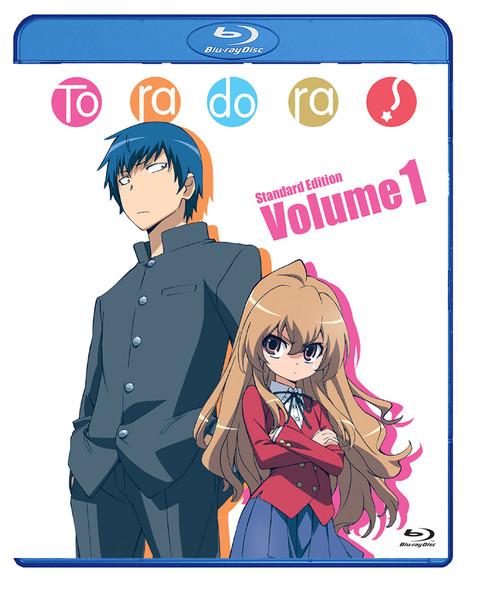 Toradora! Set 1 Blu-ray
